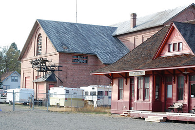 Depot and Substation