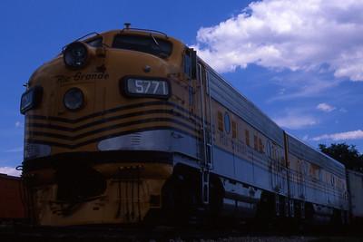 Rio Grande F-series diesel