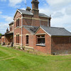 Gedney Hill Old Station, French Drove, Spalding   28/05/17