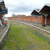 March Station former platforms that used to serve Wisbech   18/03/17
