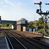 Yarmouth Vaux signal box, Great Yarmouth   09/09/16