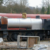 WB 2746 - Ecclesbourne Valley Railway - 3 March 2013
