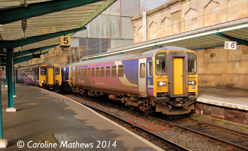153363, Carlisle, 29th January 2014