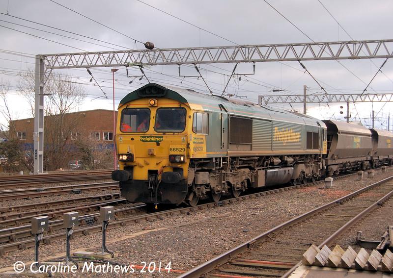 66529, Carlisle, 29th January 2014