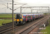 First Transpennine 350 409 heading south with the 1M95 on 9th June 2014