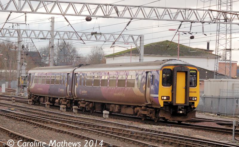 156438, Carlisle, 29th January 2014
