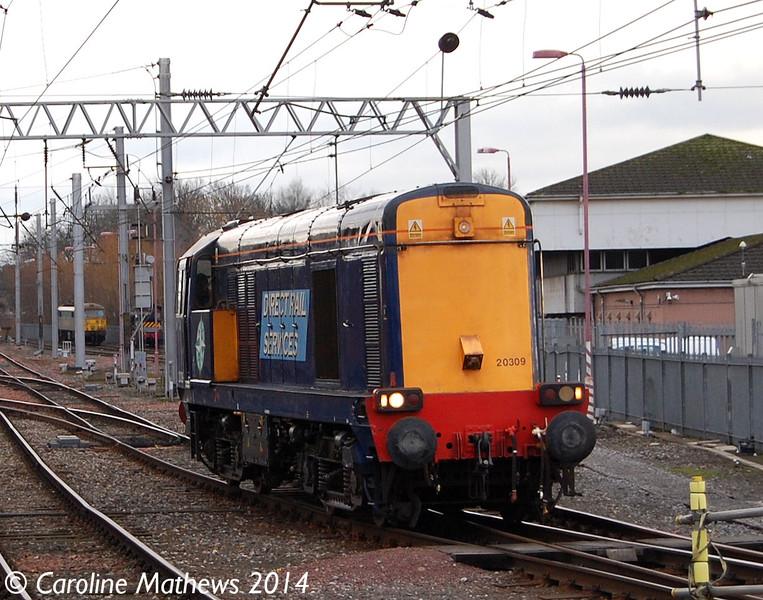 20309, Carlisle, 29th January 2014