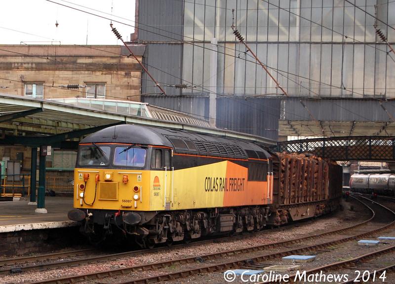 56087, Carlisle, 29th January 2014