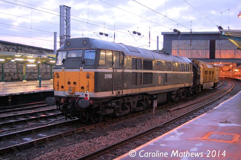 31190, Carlisle, 13th January 2014