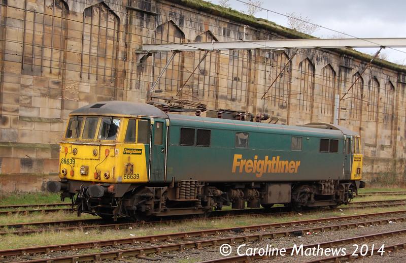 86639, Carlisle, 29th January 2014