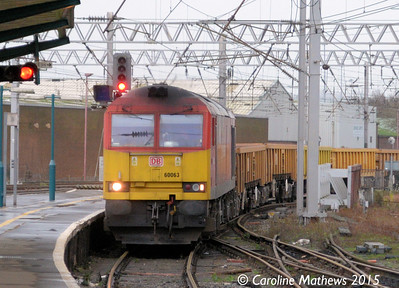 60063, 6L41, Carlisle, 11th January 2015