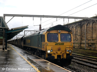 66555, 4C97, Carlisle, 12th January 2015