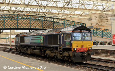 66422, 0Z21, Carlisle, 11th January 2015