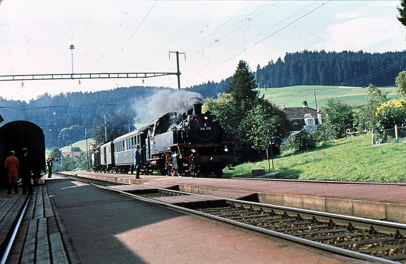 DB 64 518 Grosshochstetten  5 Oct 81