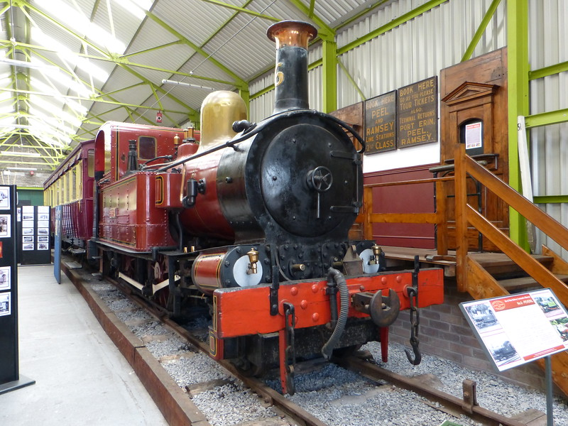 Isle of Man Railway Company 6 Port Erin Railway Museum  25 07 17