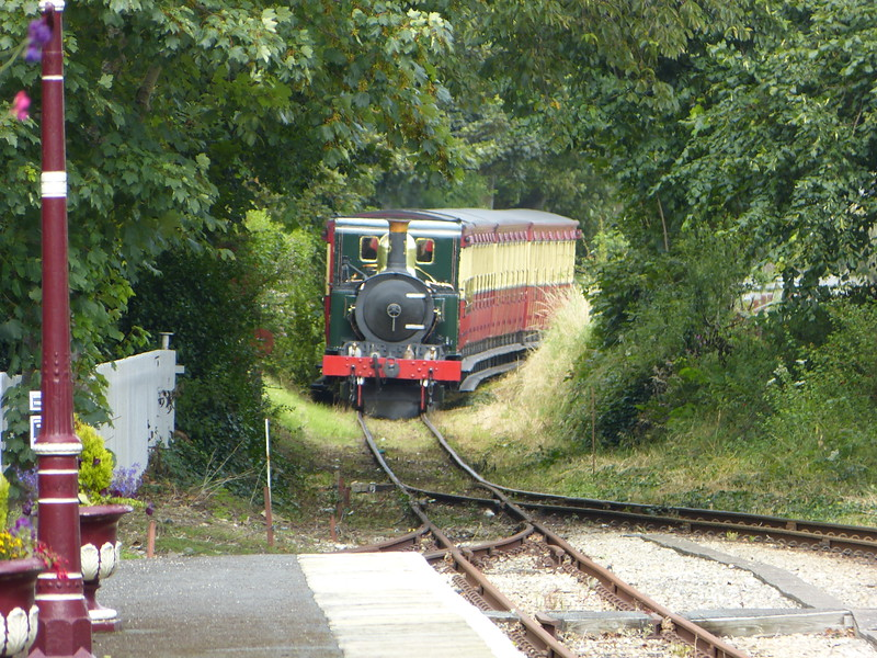 Isle of Man Railway Company 13 Ballasalla  28 07 17
