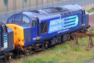 37604 at Sellafield, 14/07/09.
