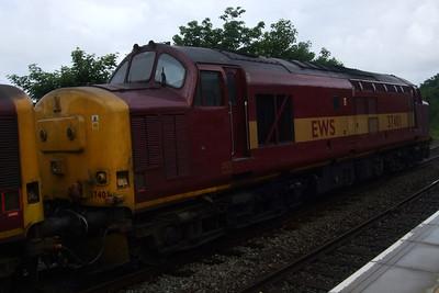 37401 at Ravenglass, 14/06/08.