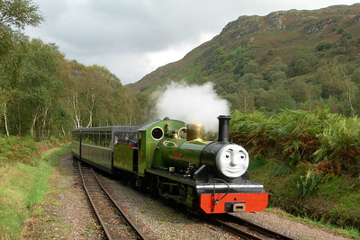 River Irt, Bert, rolls into Miteside loop, 01/10/06.
