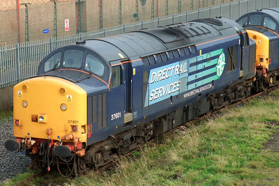 37601 sits at Sellafield, 01/09/09.