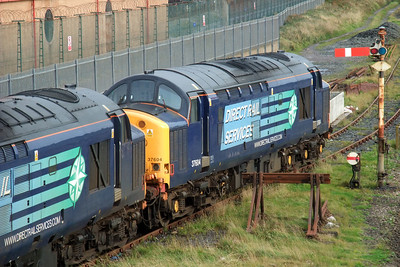 37604 in the shunt neck at Sellafield, 01/09/09.
