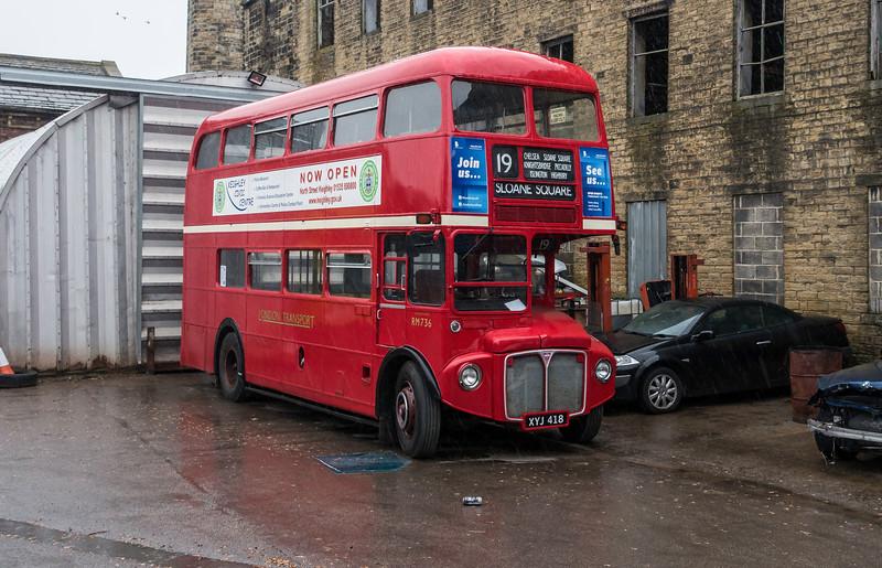 1961 AEC Routemaster London Transport