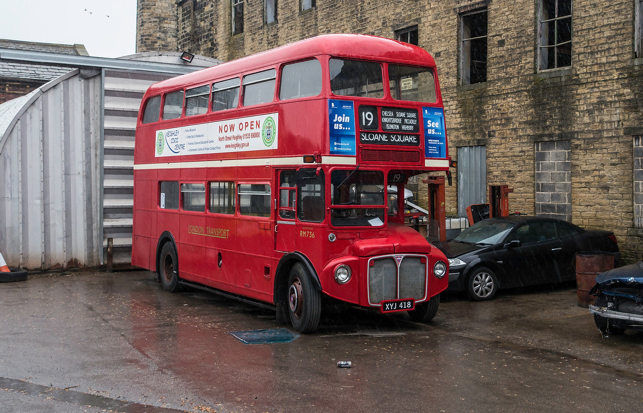 1961 AEC Routemaster London Transport