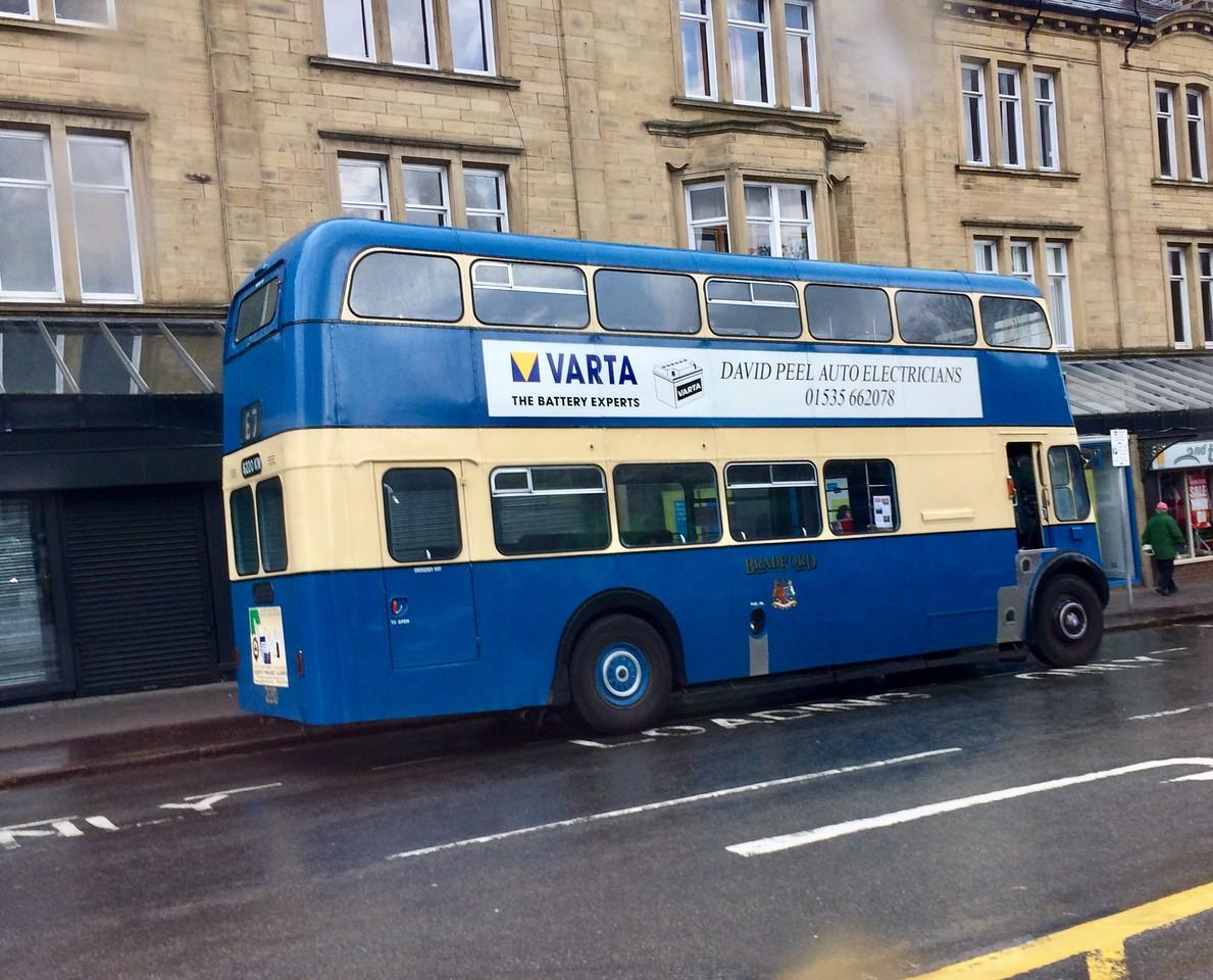 1964 AEC Rgent V Bus