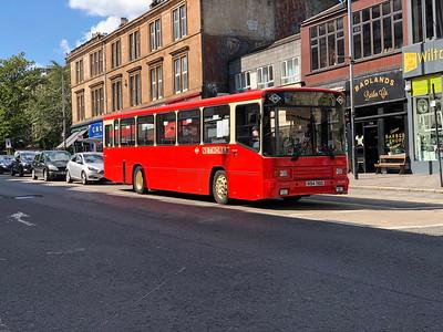 1996 Volvo Bus