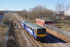 144012 is seen performing a reversal move at Skellow Jnc at 12:44 on Thursday 9th March 2017 forming the 5R82 12:43 Adwick to Adwick.