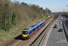 185116 passes Hessle on Saturday 25th March 2017 forming the 1K15 12:39 Hull - Manchester Pic.