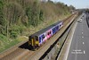 150270  passes Hessle on Saturday 25th March 2017 forming the 2C49 12:20 Hull - Doncaster.