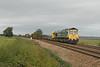 665546Y271030 Gloucester - Hackney Yard 1511LD CWRvia Kemble, Swindon.  Exeter 1443.