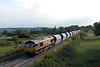 66171 6C39 1615 St Blazey ~ ADJ passes Rewe