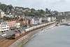 67019 67002 double headed on 5Z79 0840 Exeter Riverside N.Y. – Truro passed Marine Parade, Dawlish 0904