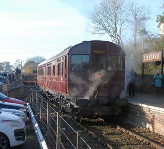Steam Railmotor November Part 2
