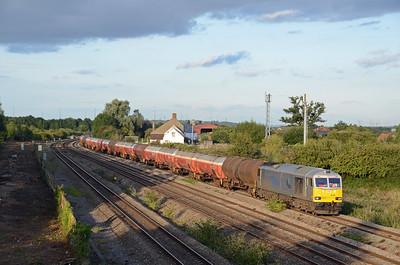 60066 6B47 1814 Westerleigh Murco to Robeston Sdgs, Undy 1851