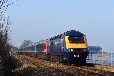 43053/193 1C84 13.06 Paddington ~  Penzance Powderham 1525