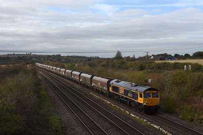 66741 Melton Ross 11244R79 1009 Doncaster Down Decoy Gbrf to Immingham H.I.T. (Gbrf)‎‎