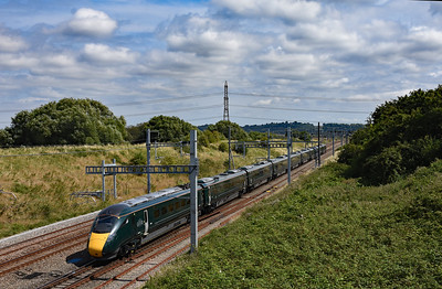 800309 passes Pilning 1415 1B35 1245 Paddington ~ Swansea