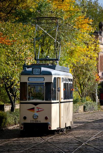 Autumn in East Berlin
