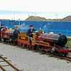 Barnes 105 Michael & Barnes 101 Joan - Rhyl Miniature Rly - 29 May 2011