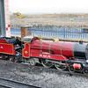 101 'Joan' A Barnes 4-4-2 - Rhyl Miniature Railway 16.07.16