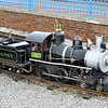 44 'Cagney' P McGarigle 4-4-0  - Rhyl Miniature Railway 16.07.16