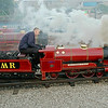 WalkerG/MossAJ  Prince Edward of Wales - Rhyl Miniatue Rly - 29 May 2011