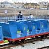 6 Bogie Third 5 Comp Fully Open - Rhyl Miniature Railway 16.07.16