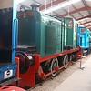 HC D628 Mighty Atom - Ribble Steam Railway - 11 September 2016