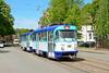 51691 seen in Nometnu Iela on service 4.