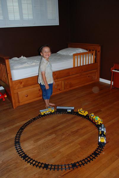 "Riley's New ""Black Tracks"""