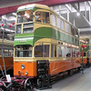 1173 Glasgow Tram - Museum of Transport, Glasgow, 19.06.08 Alasdair MacCaluim